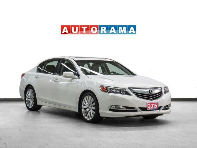 2015 Acura RLX FWD with Elite Package