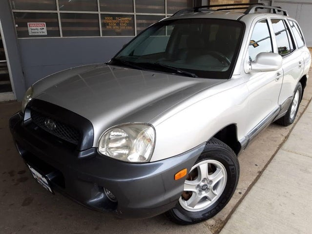 used 2002 hyundai santa fe for sale right now cargurus used 2002 hyundai santa fe for sale