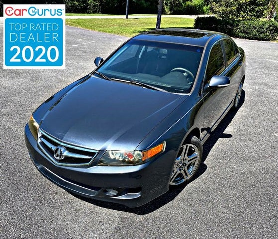 2011 Acura TSX Sedan FWD With Technology Package For Sale