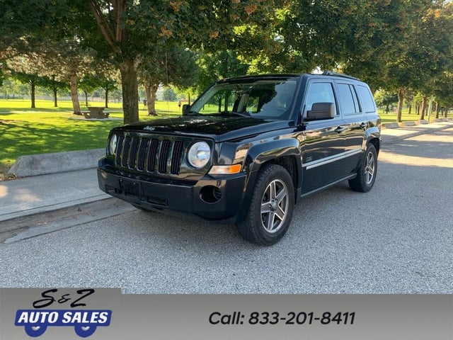 2009 Jeep Patriot Rocky Mountain 4WD