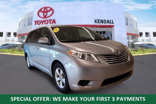 2015 Toyota Sienna LE Mobility 7-Passenger
