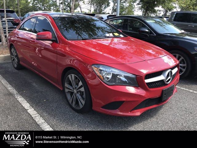 2015 Mercedes-Benz CLA-Class for Sale in Myrtle Beach, SC ...