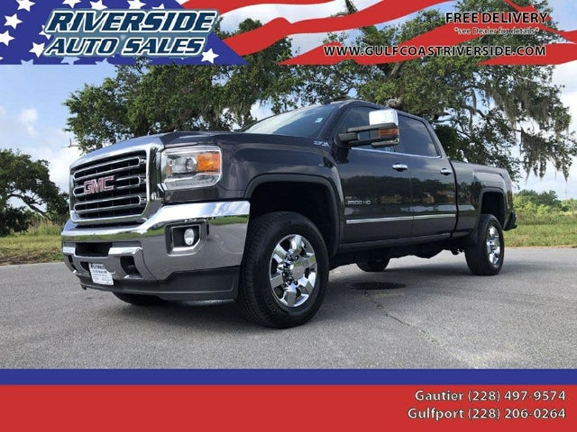 Used 2015 Gmc Sierra 2500hd Denali For Sale In Mobile Al Cargurus
