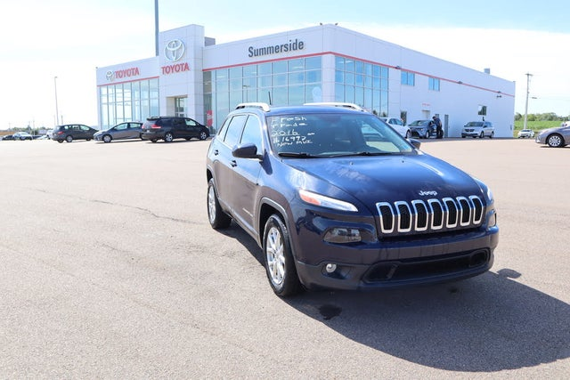 2016 Jeep Cherokee North FWD