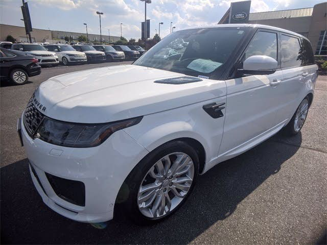 2018 Land Rover Range Rover Sport V8 Supercharged 4WD