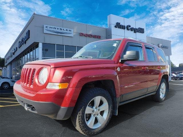 2017 Jeep Patriot Sport 4WD for Sale in Hendersonville, NC ...