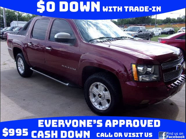 Used Chevrolet Avalanche For Sale In Fort Smith Ar Cargurus