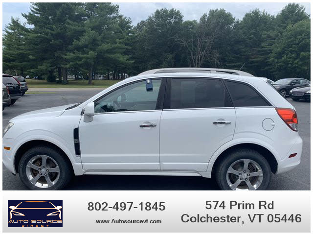 Used 2012 Chevrolet Captiva Sport Ltz Awd For Sale With Photos Cargurus