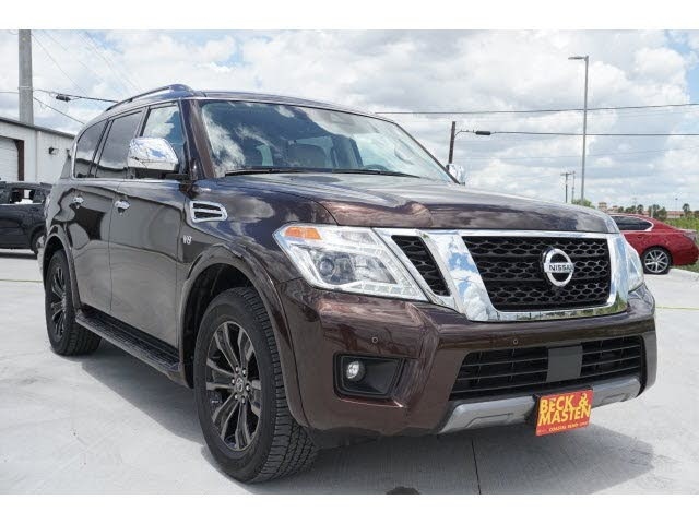 Used 2020 Nissan Armada For Sale Right Now Cargurus