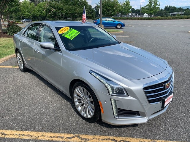 Used Cadillac Cts For Sale With Photos Cargurus