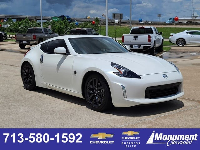 2020 Nissan 370Z Touring Roadster RWD