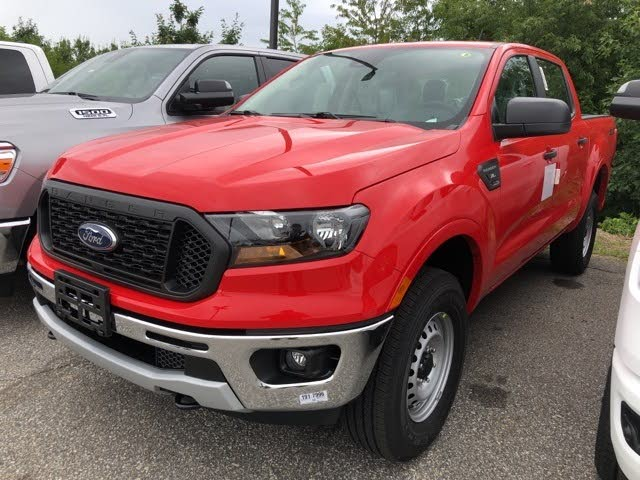 2020 Ford Ranger XL SuperCrew 4WD