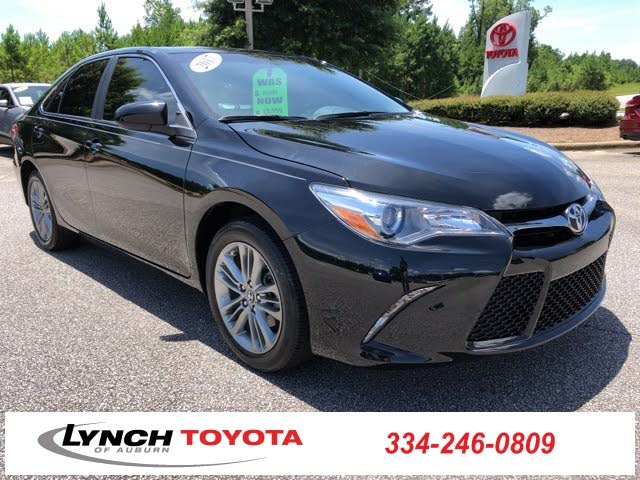 2018 Toyota Camry For Sale In Troy, AL