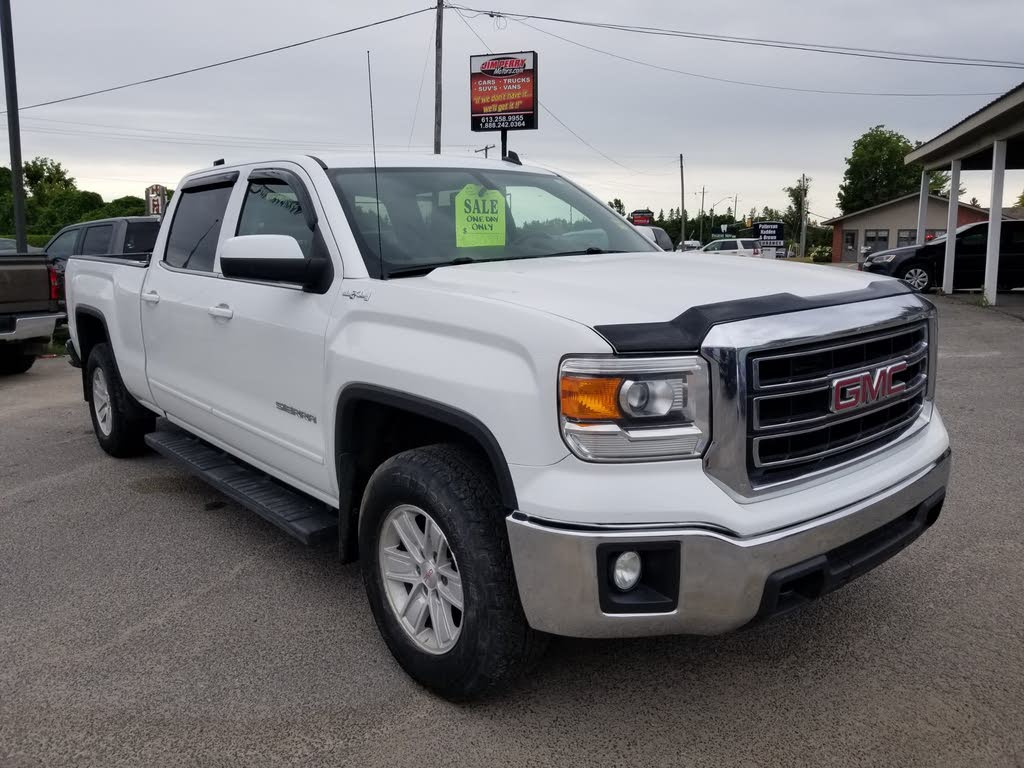 Used Gmc Sierra 1500 For Sale In Ottawa On Cargurus