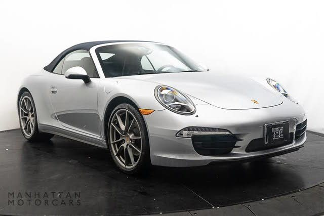 Used 2016 Porsche 911 Carrera 4 Cabriolet Rwd For Sale With Photos Cargurus