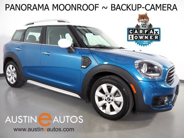 2017 MINI Countryman Cooper FWD