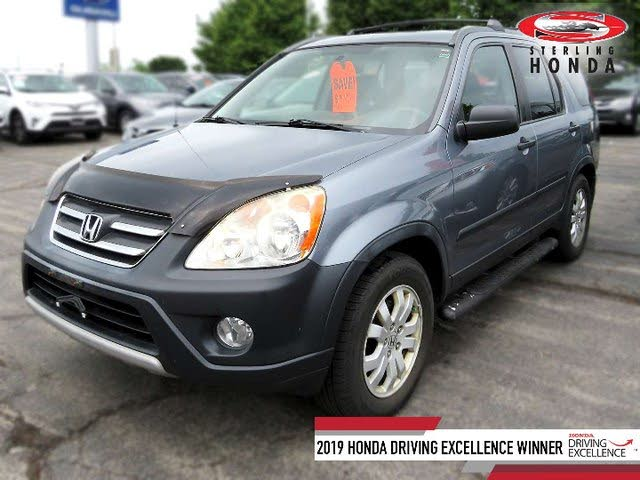 2006 Honda CR-V LX AWD
