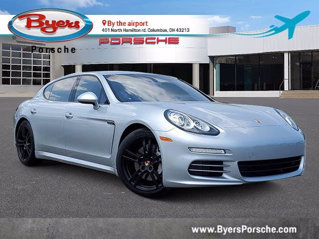 Used 2015 Porsche Panamera 4s Executive For Sale Near Me Cargurus