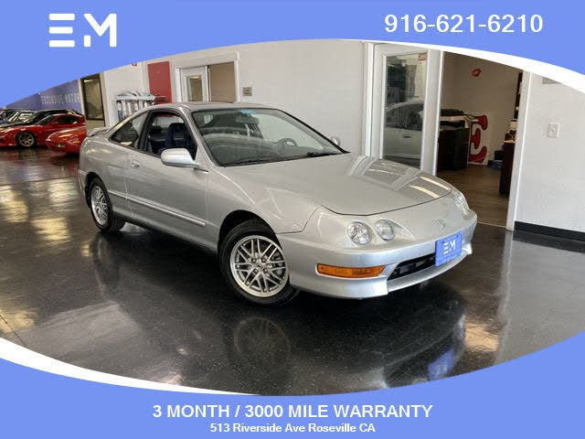 2000 Acura Integra LS Coupe FWD