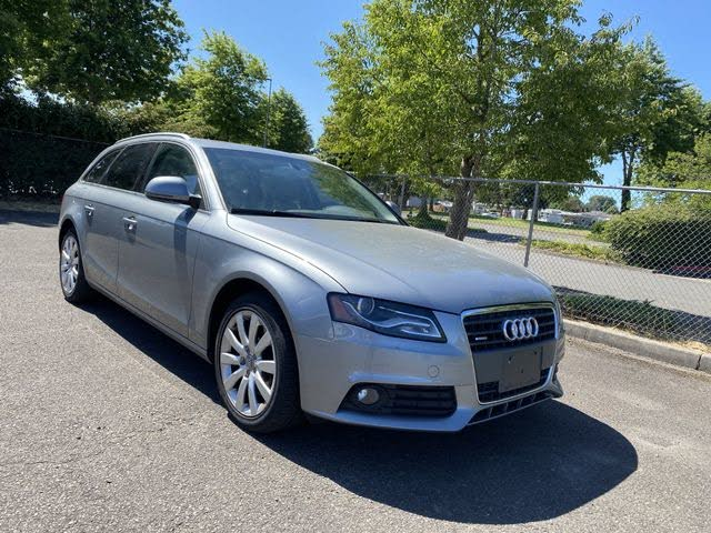 Used Audi A4 Avant For Sale Right Now Cargurus