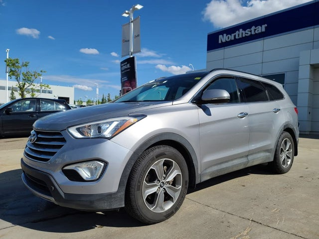 2015 Hyundai Santa Fe XL Luxury AWD