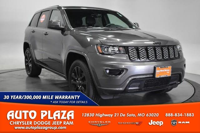 Jeep Grand Cherokee Altitude 4wd For Sale In Saint Louis Mo
