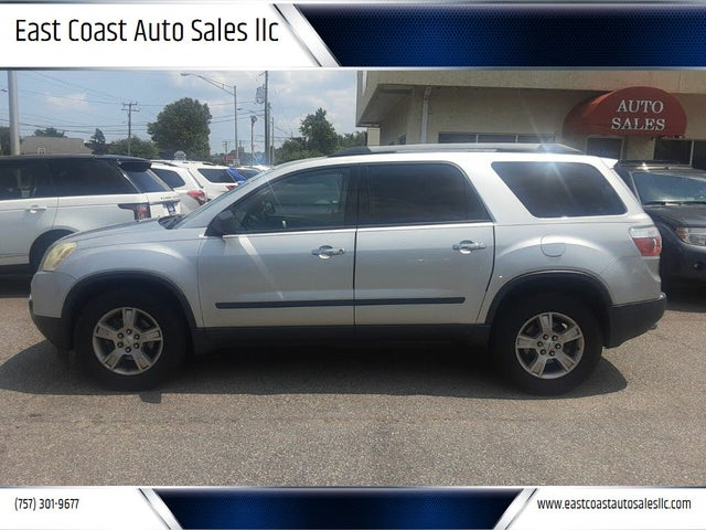 Used Gmc Acadia For Sale In Virginia Beach Va Cargurus