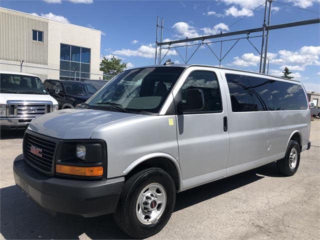 2016 GMC Savana LS 3500 Ext