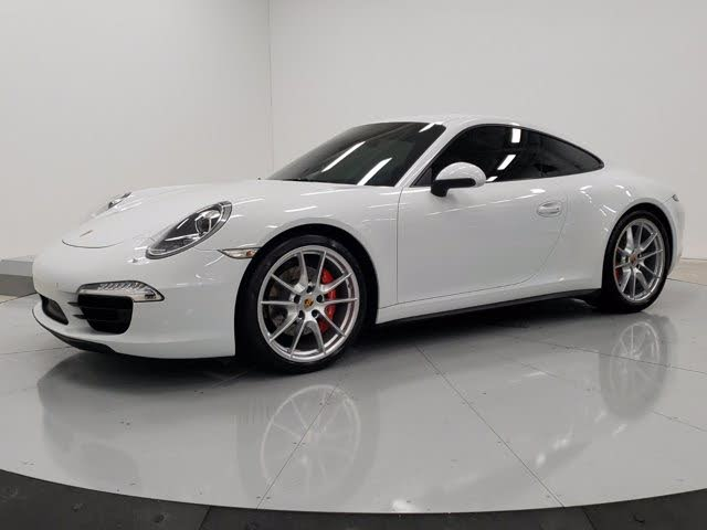 2016 Porsche 911 Carrera 4S Coupe AWD