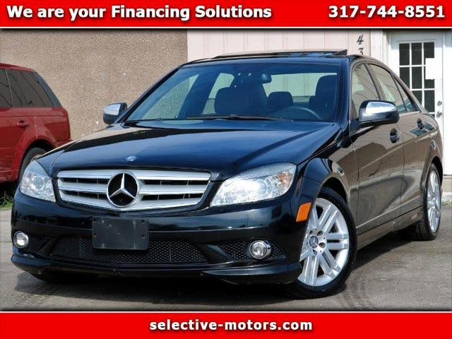2008 mercedes benz c class for sale in indianapolis in cargurus 2008 mercedes benz c class for sale in