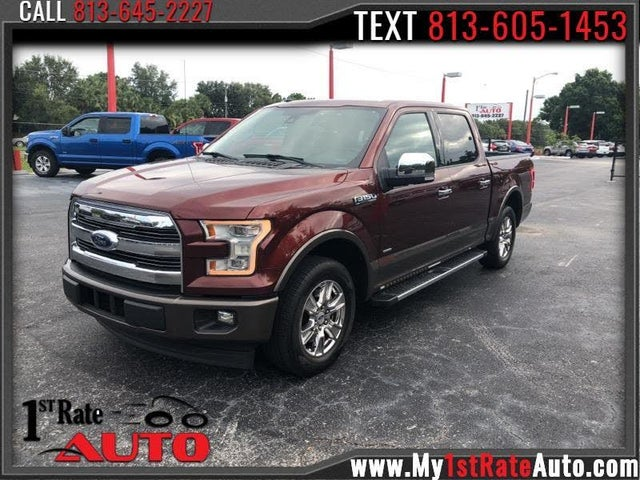 2017 Ford F-150 Lariat SuperCrew