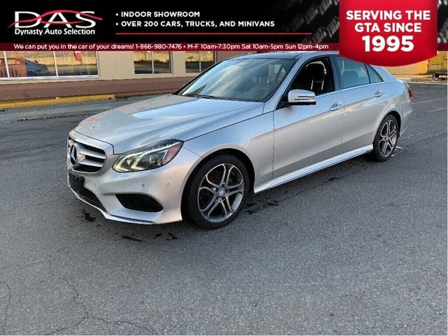 2014 Mercedes-Benz E-Class E 250 BlueTEC Luxury AWD