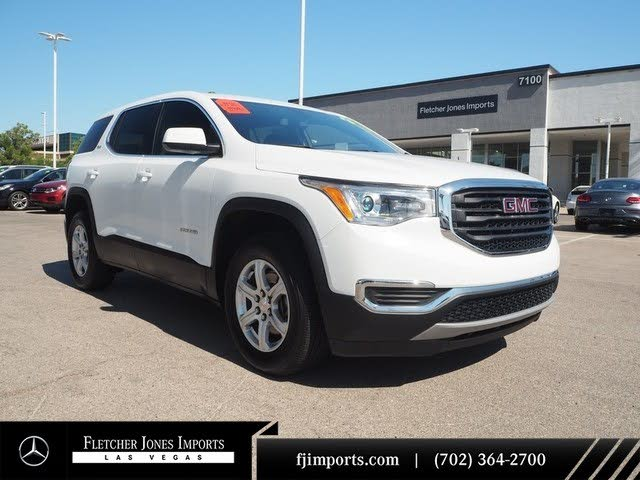 Used Gmc Acadia For Sale In Las Vegas Nv Cargurus