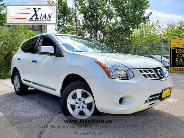 2011 Nissan Rogue S Krom Edition