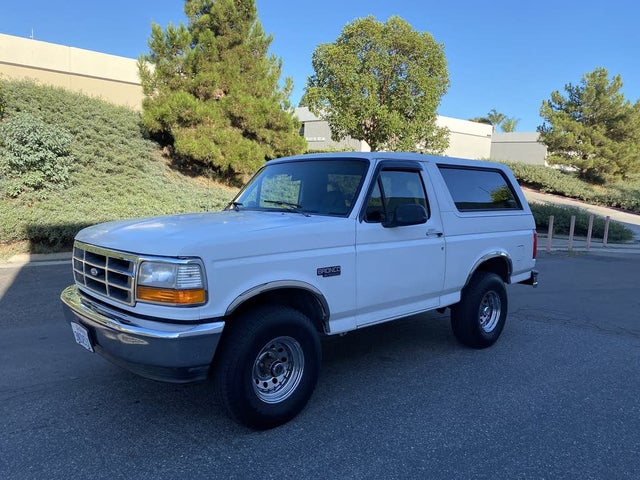 used ford bronco for sale in hemet ca cargurus cargurus