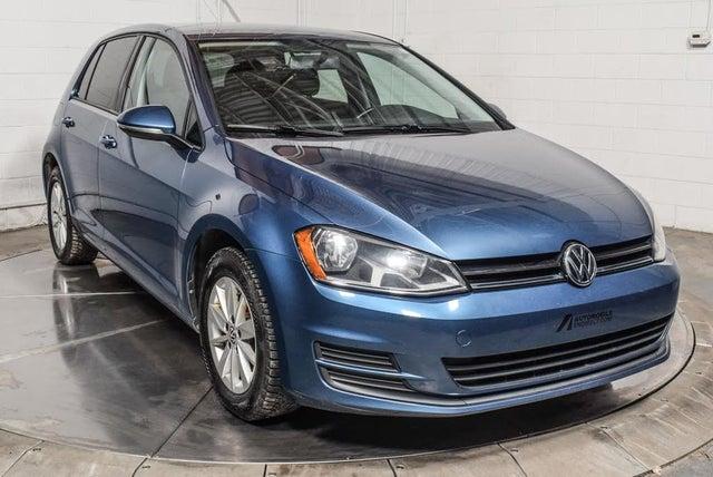 2015 Volkswagen Golf 1.8T Trendline