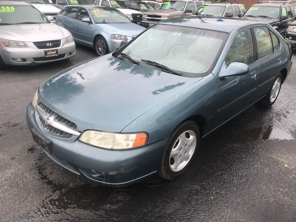 Cargurus Used 2001 Nissan Altima Gxe For Sale Cargurus