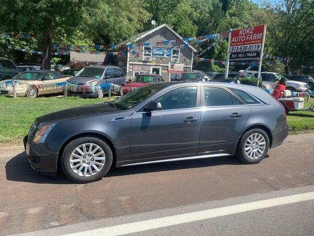 2011 Cadillac CTS Sport Wagon 3.0L Luxury AWD