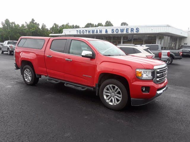 Used 2016 Gmc Canyon For Sale With Photos Cargurus