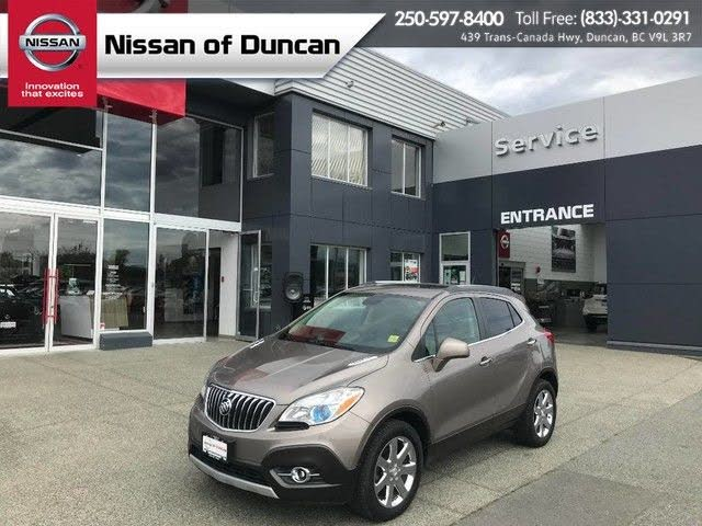 2013 Buick Encore Leather AWD