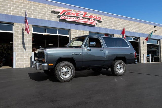 1988 Dodge Ramcharger 150 4WD