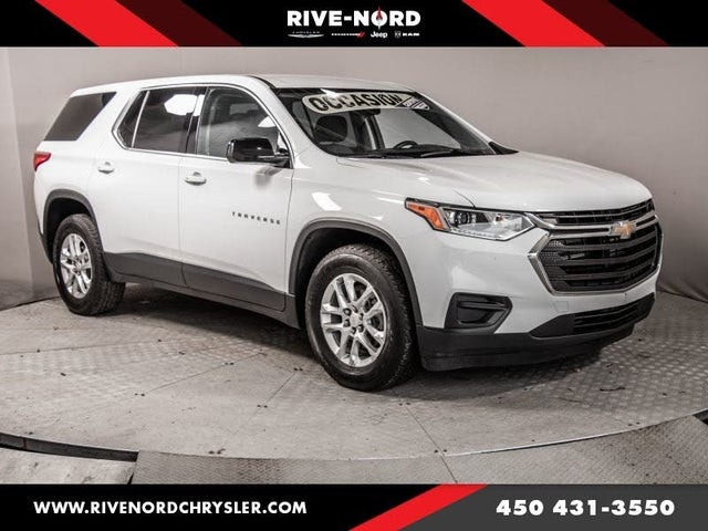 2018 Chevrolet Traverse LS Fleet AWD
