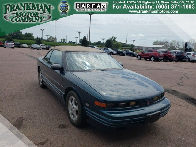 Used 1994 Oldsmobile Cutlass Supreme For Sale With Photos Cargurus