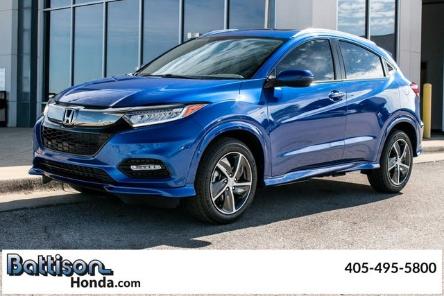 2020 Honda HR-V Touring AWD