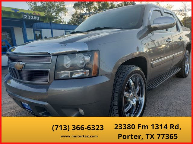 2008 Chevrolet Avalanche LT RWD