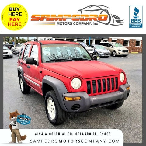 Used Jeep Liberty For Sale In Daytona Beach Fl Cargurus