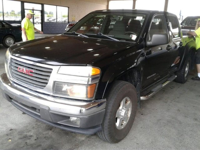 Used 2005 Gmc Canyon For Sale With Photos Cargurus