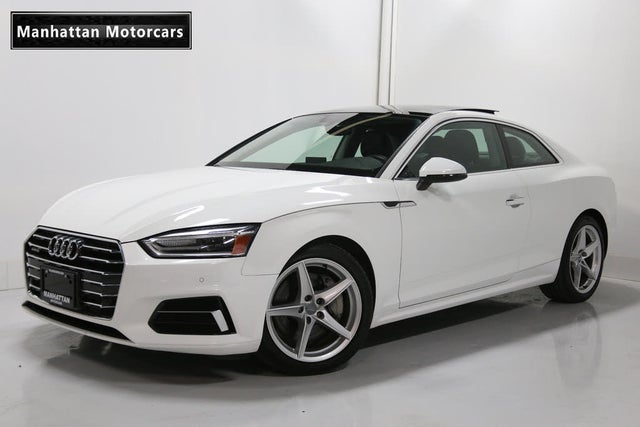 2018 Audi A5 2.0T quattro Komfort Coupe AWD