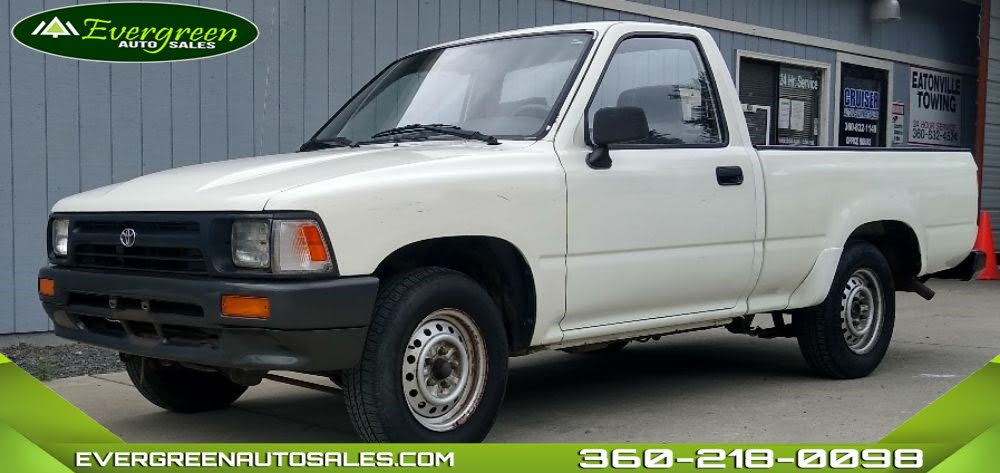 50 Best Used Toyota Pickup For Sale Savings From 3 539