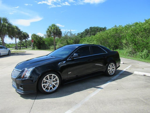 Used Cadillac Cts V For Sale With Photos Cargurus